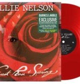Willie Nelson - First Rose of Spring (Red Rose Vinyl)