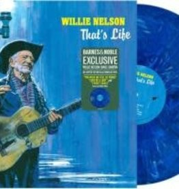 Willie Nelson - That's Life  [Blue Marble Vinyl]