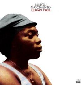 Milton Nascimento - Ultimo Trem (red vinyl)