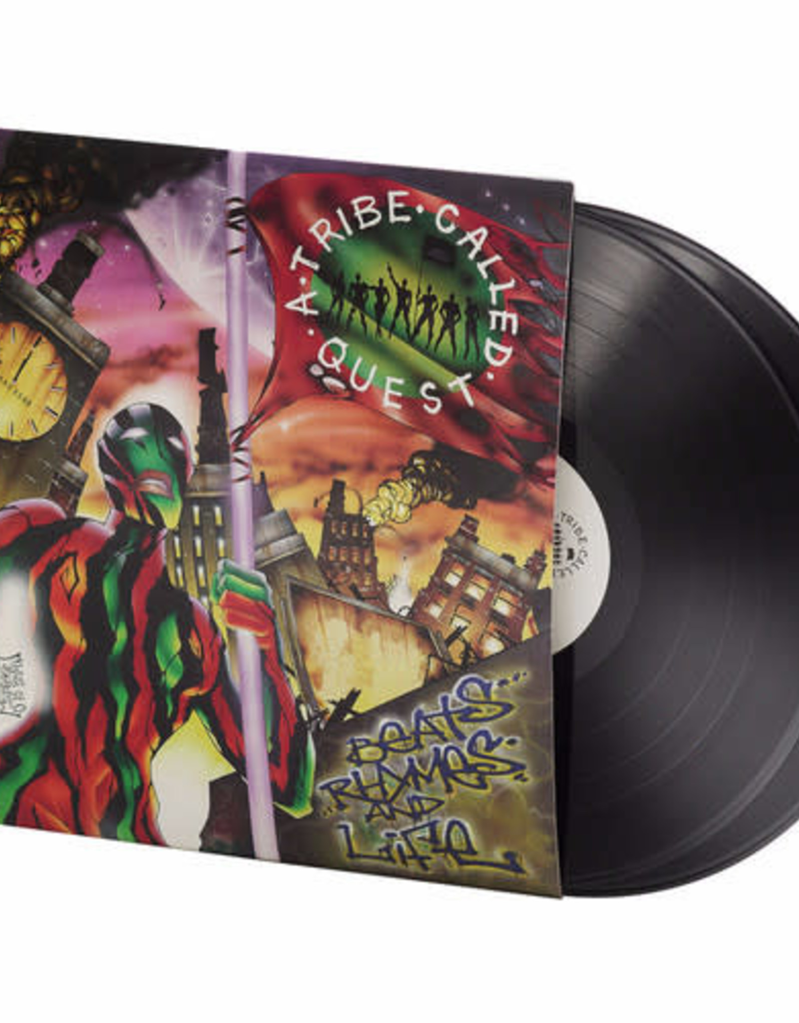 A Tribe Called Quest - Beats Rhymes And Life (2 Lp'S)