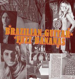 Brazilian Guitar Fuzz Bananas: Tropicalista Psychedelic Masterpieces