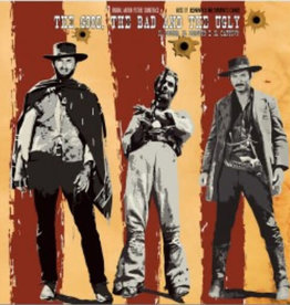 Ennio Morricone - The Good, The Bad, The Ugly OST (Clear Vinyl)