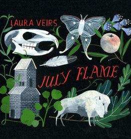 Laura Veirs - July Flame (Transparent Vinyl)