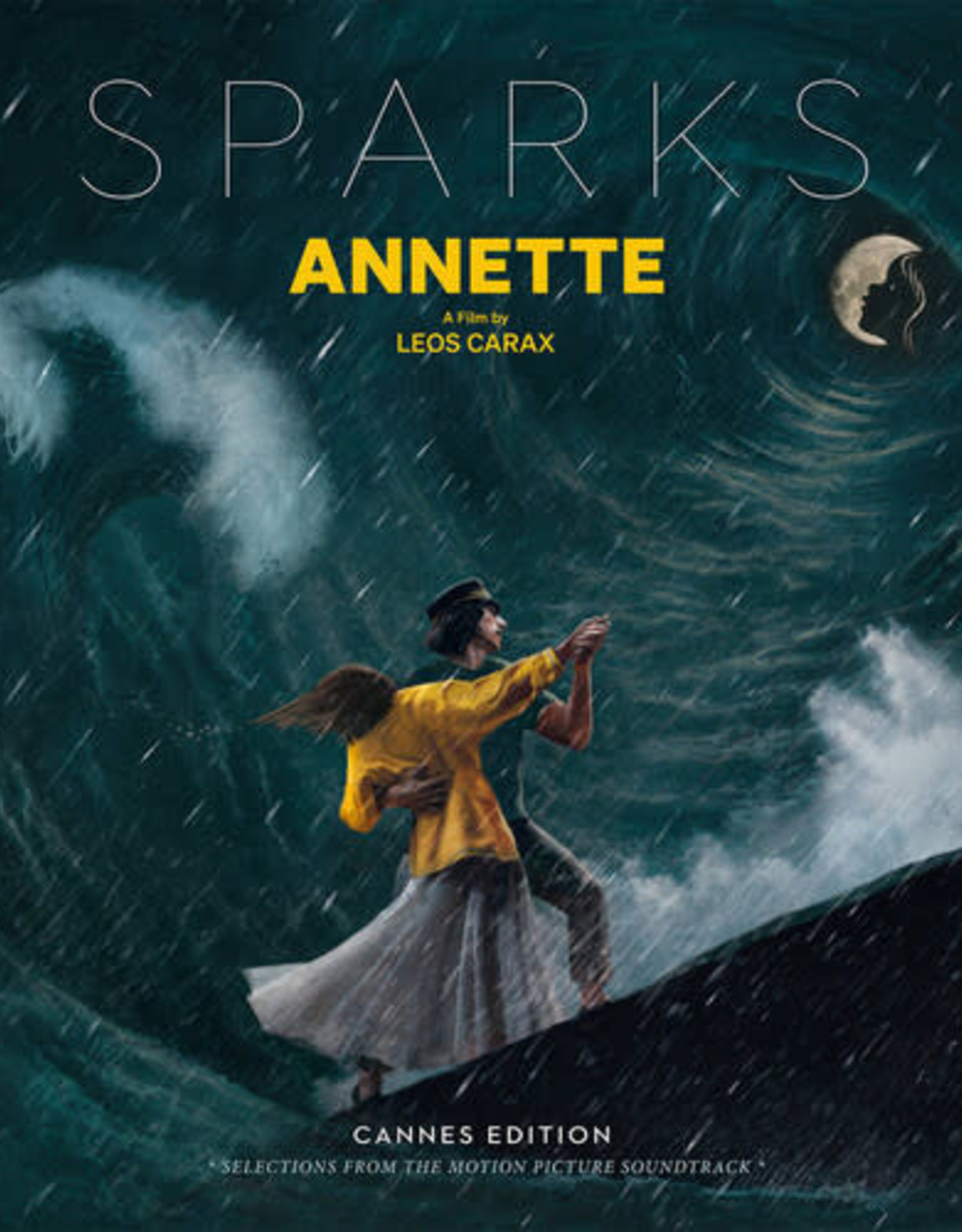 Sparks - Annette (Selections From the Motion Picture Soundtrack)