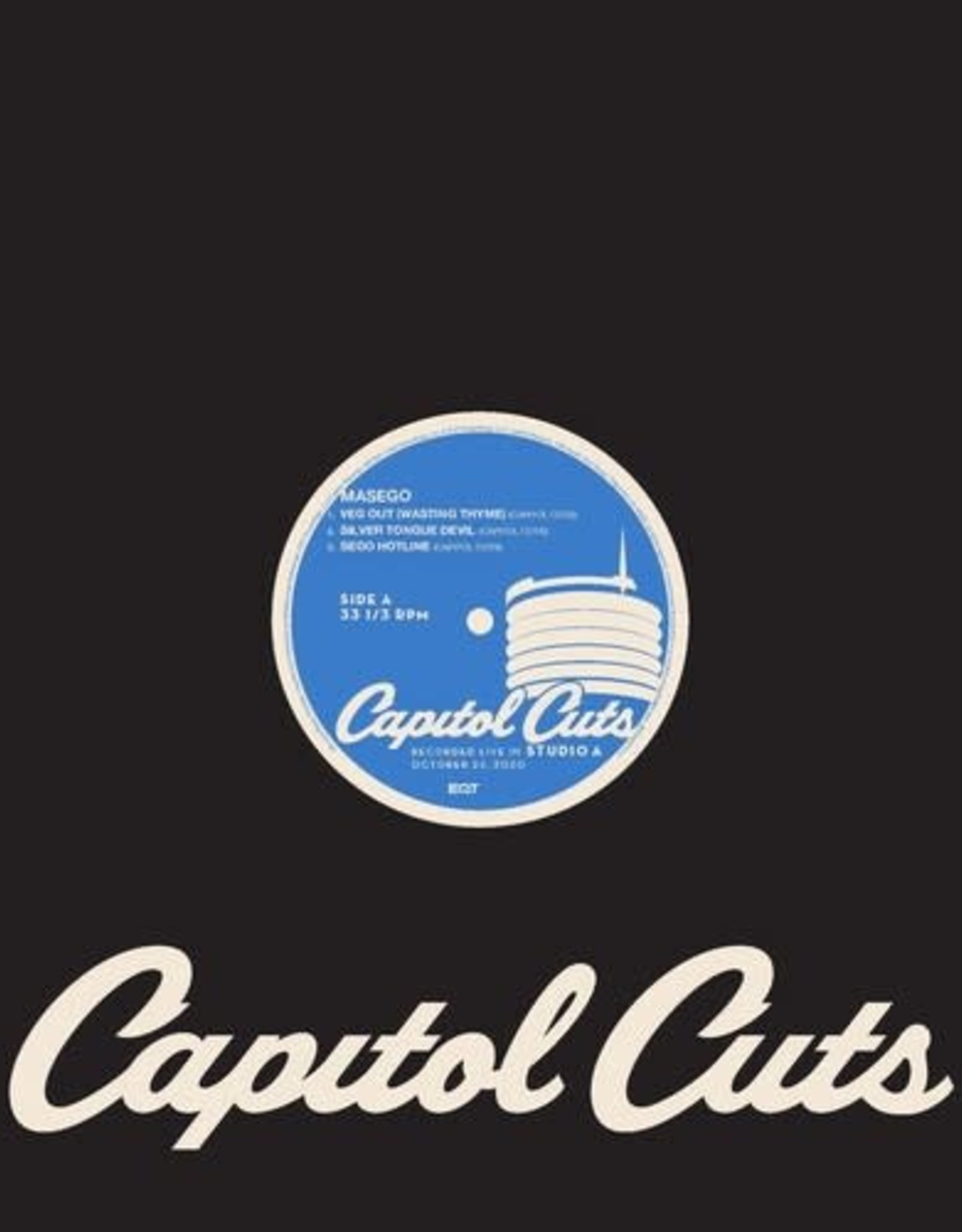 Masego - Capitol Cuts - Live From Studio A