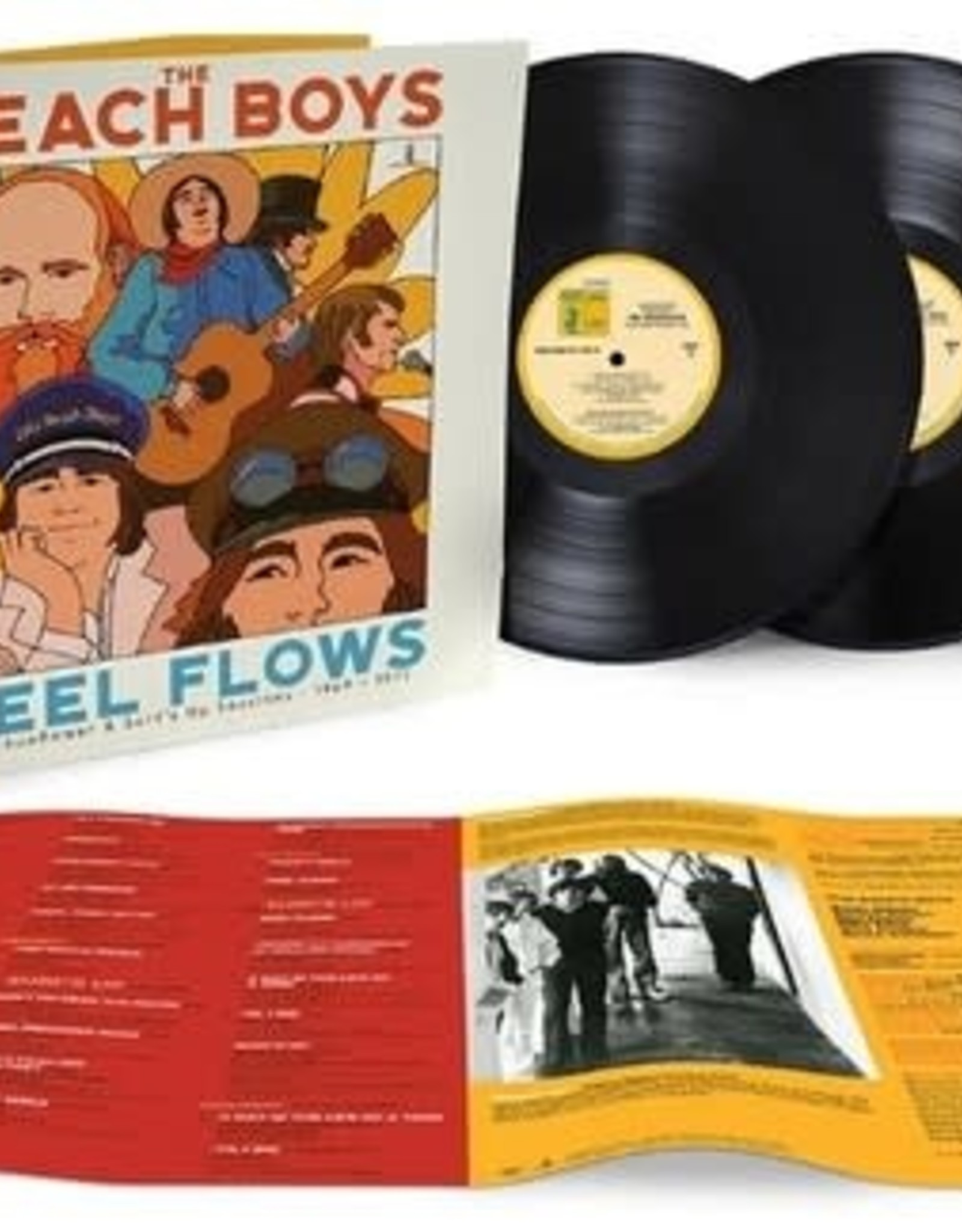 Beach Boys - Feel Flows The Sunflower & Surf's Up Sessions 1969-1971