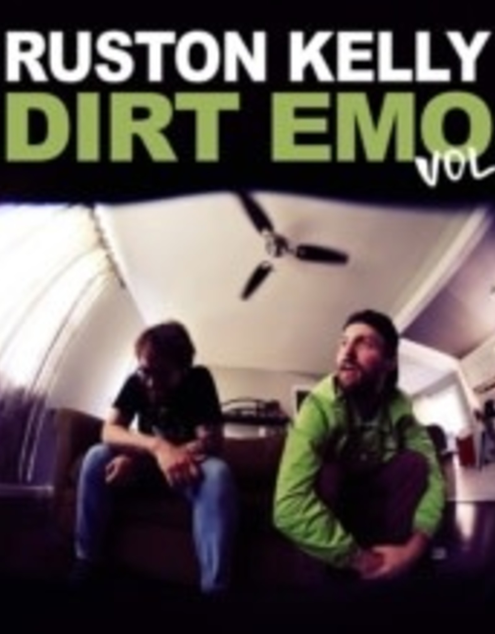 Ruston Kelly - Dirt Emo, Vol. 1 (Pink Vinyl)