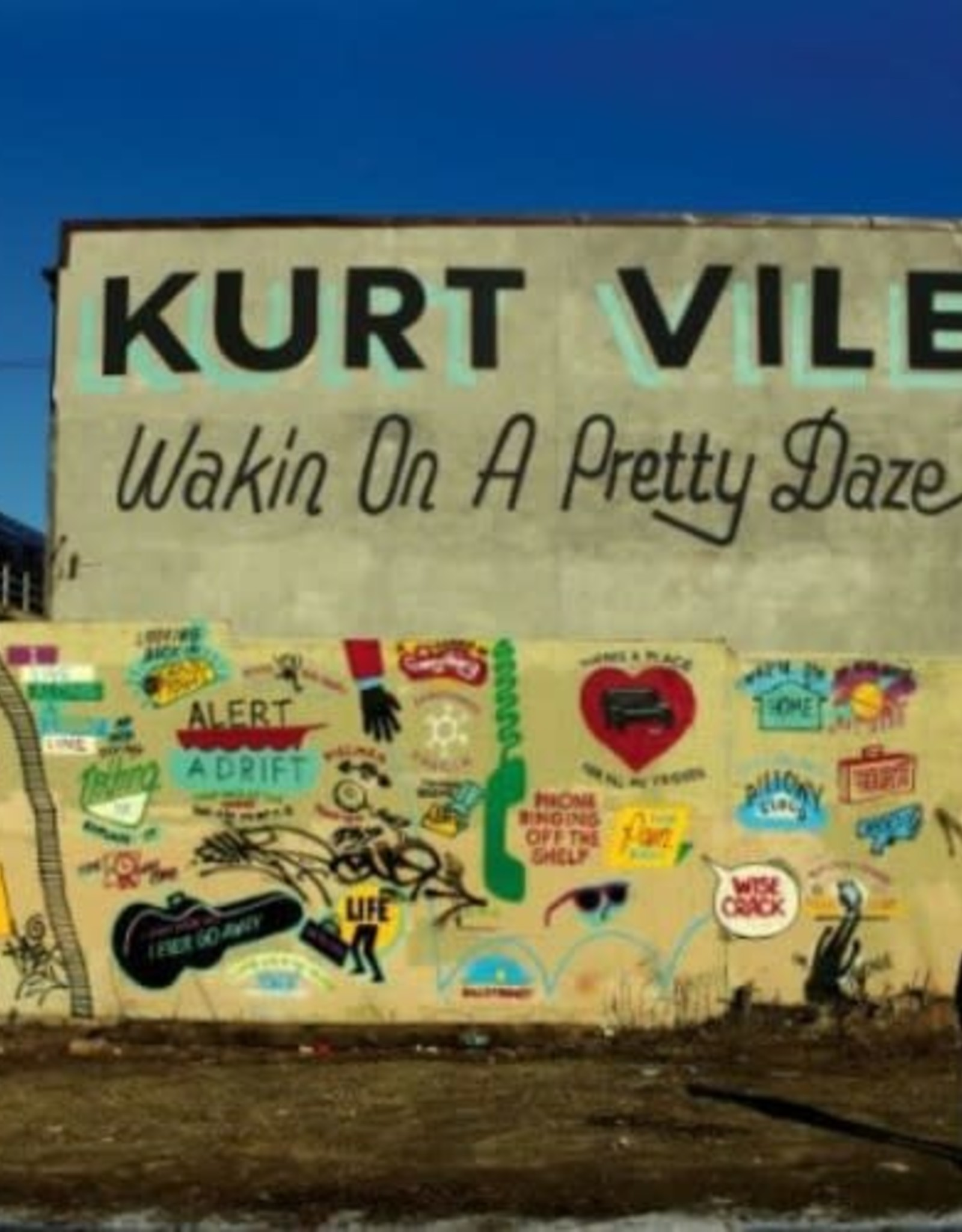 Kurt Vile - Wakin On A Pretty Daze