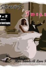 J. Sands & J Dilla  - Mrs. Sands: A Love Story (Sides A/C)
