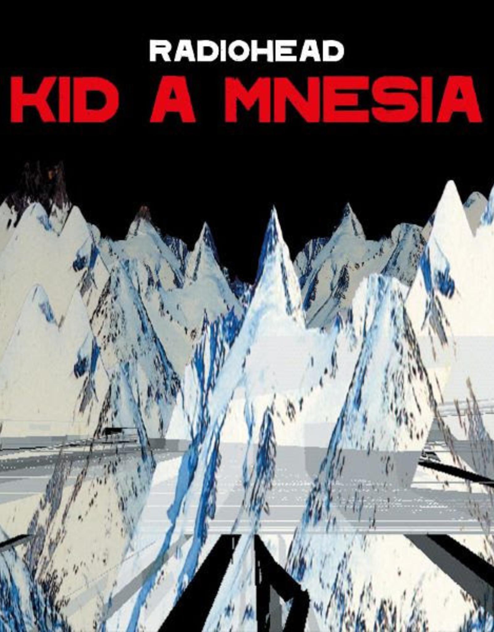 PREORDER DROPS 11/5 - Radiohead - KID A MNESIA 3xLP black vinyl