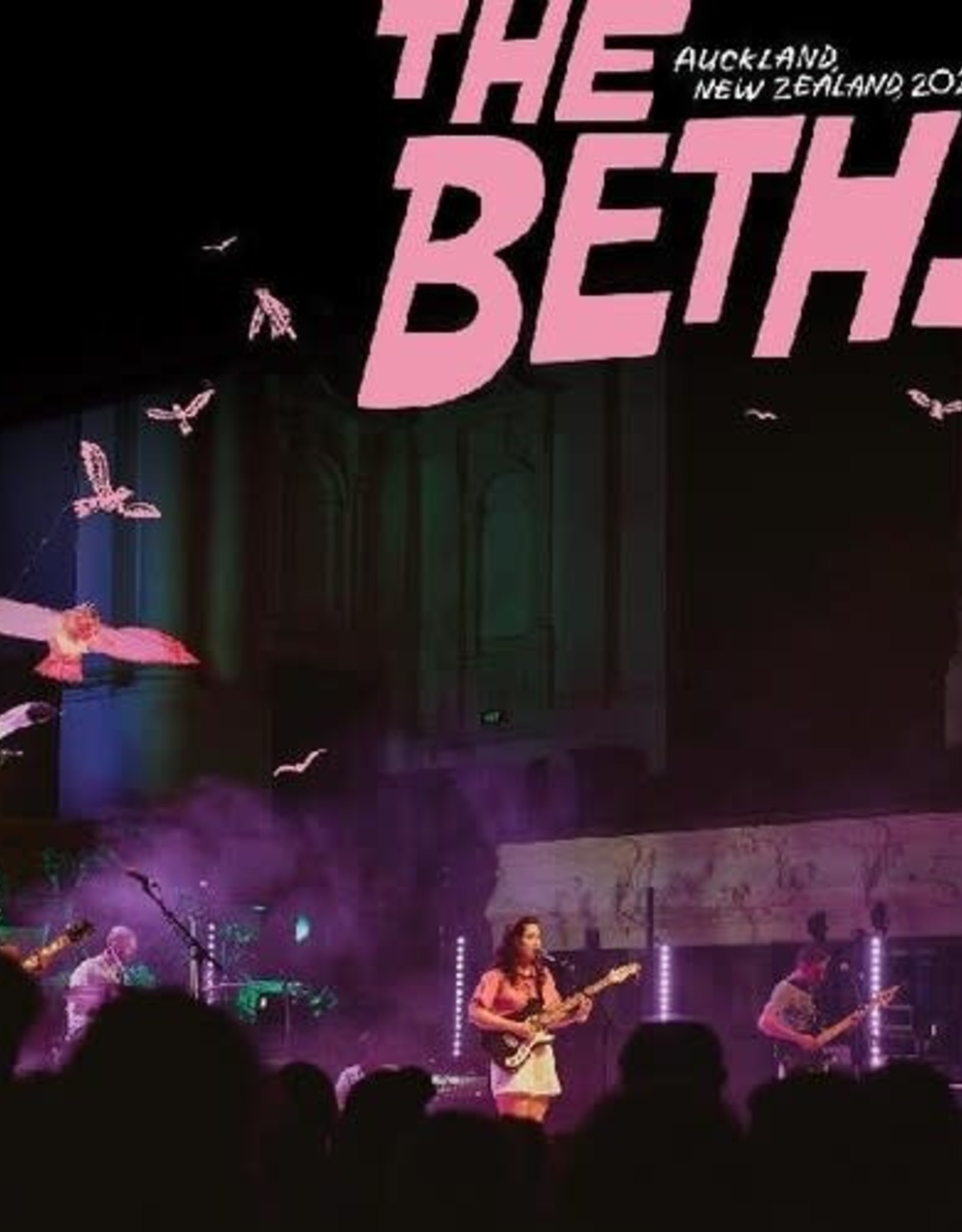 The Beths - Auckland, New Zealand 2020