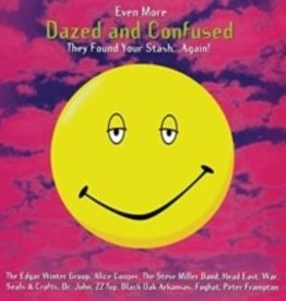 Even More Dazed and Confused--Music from the Motion Picture (White with Red Splatter Vinyl)