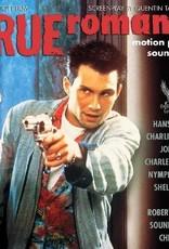 "True Romance--Motion Picture Soundtrack (Blue with Magenta Splatter ""Alabama Worley"" Vinyl)"