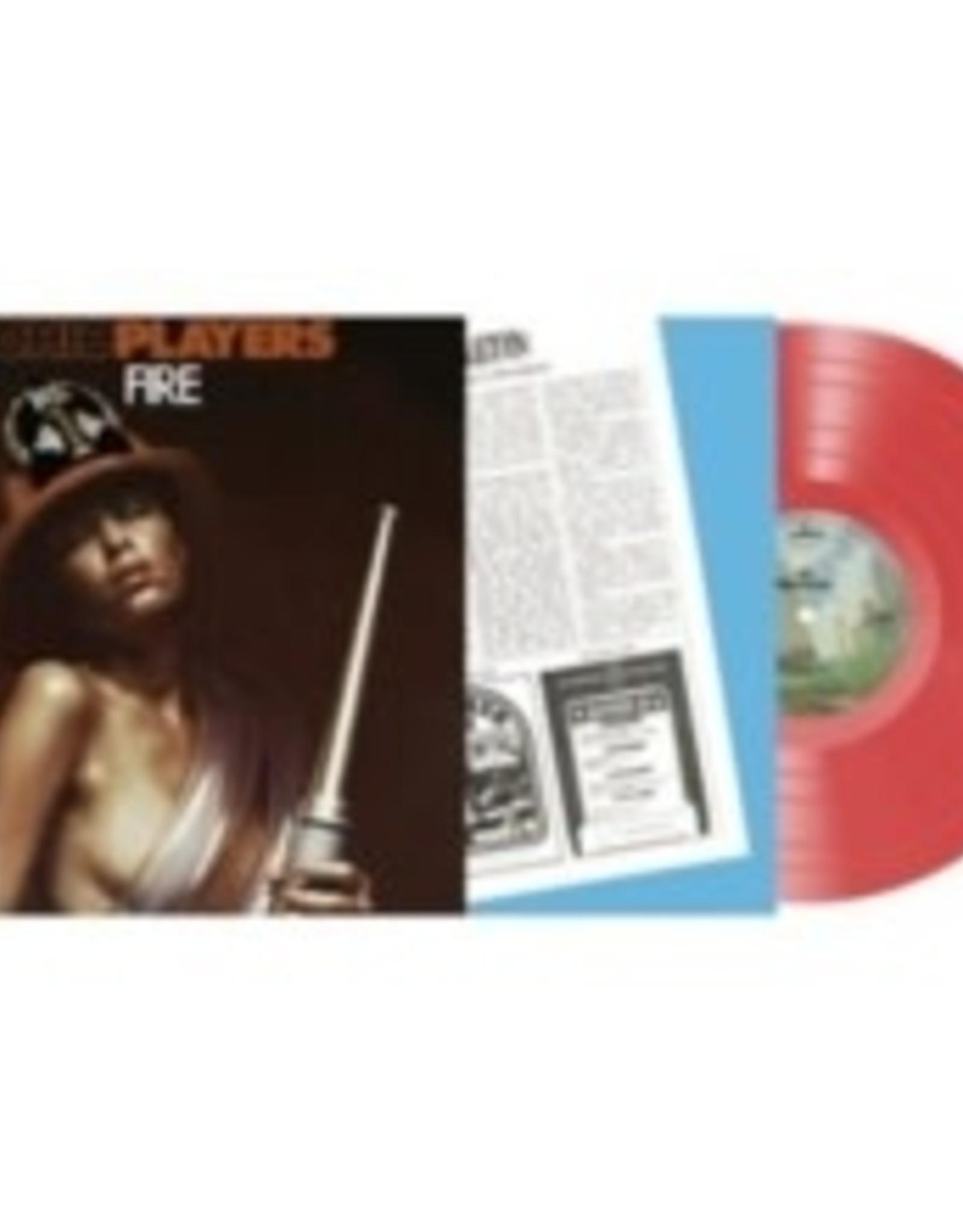 Ohio Players - Fire (Red Translucent Vinyl)