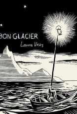 Laura Viers - Carbon Glacier (CLEAR & BLACK SWIRL VINYL)