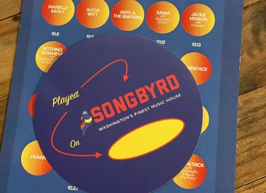 Played at Songbyrd