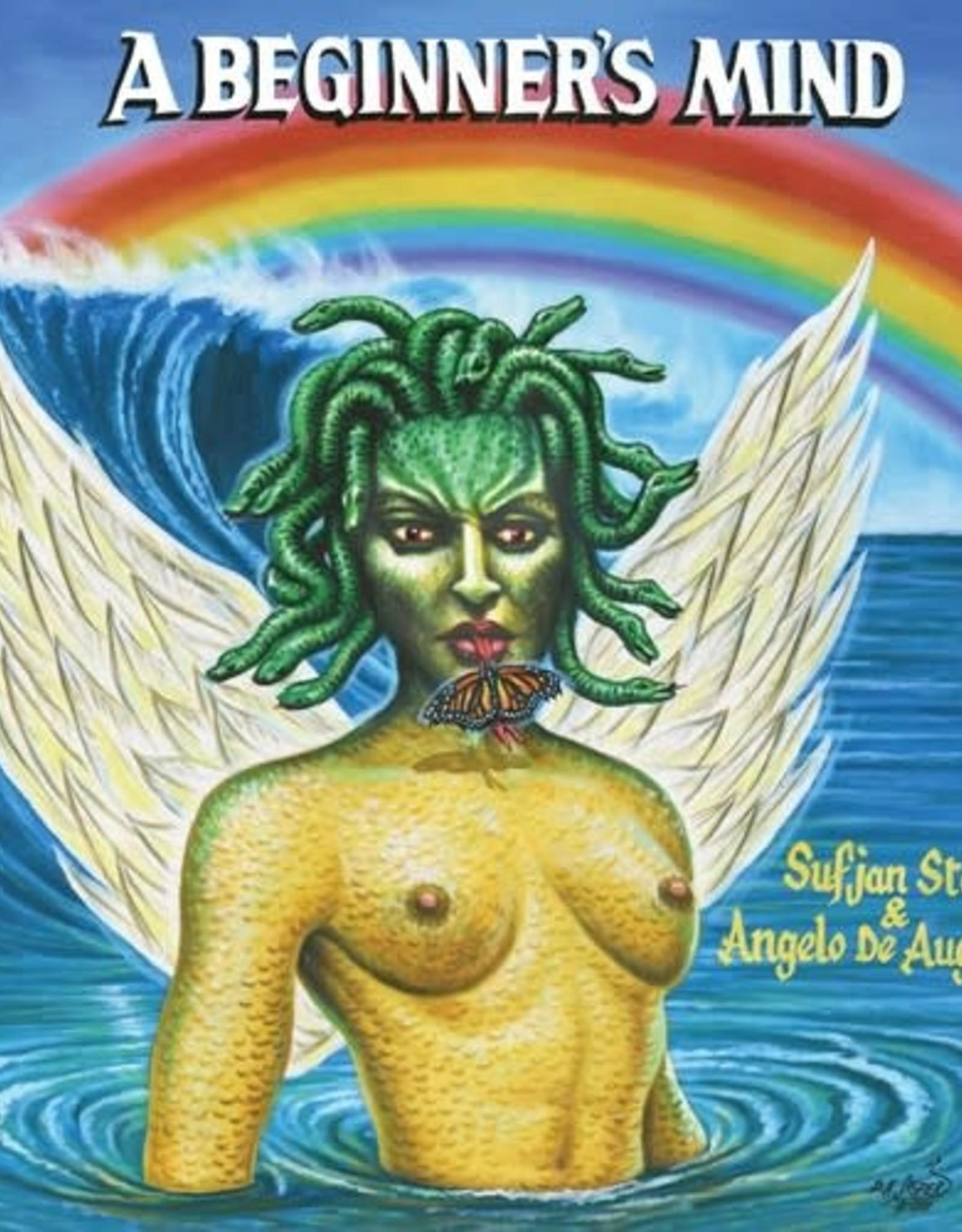 Sufjan Stevens & Angelo De Augustine - A Beginner's Mind (North  America Exclusive)(Olympus Perseus Shield Gold Vinyl LP)