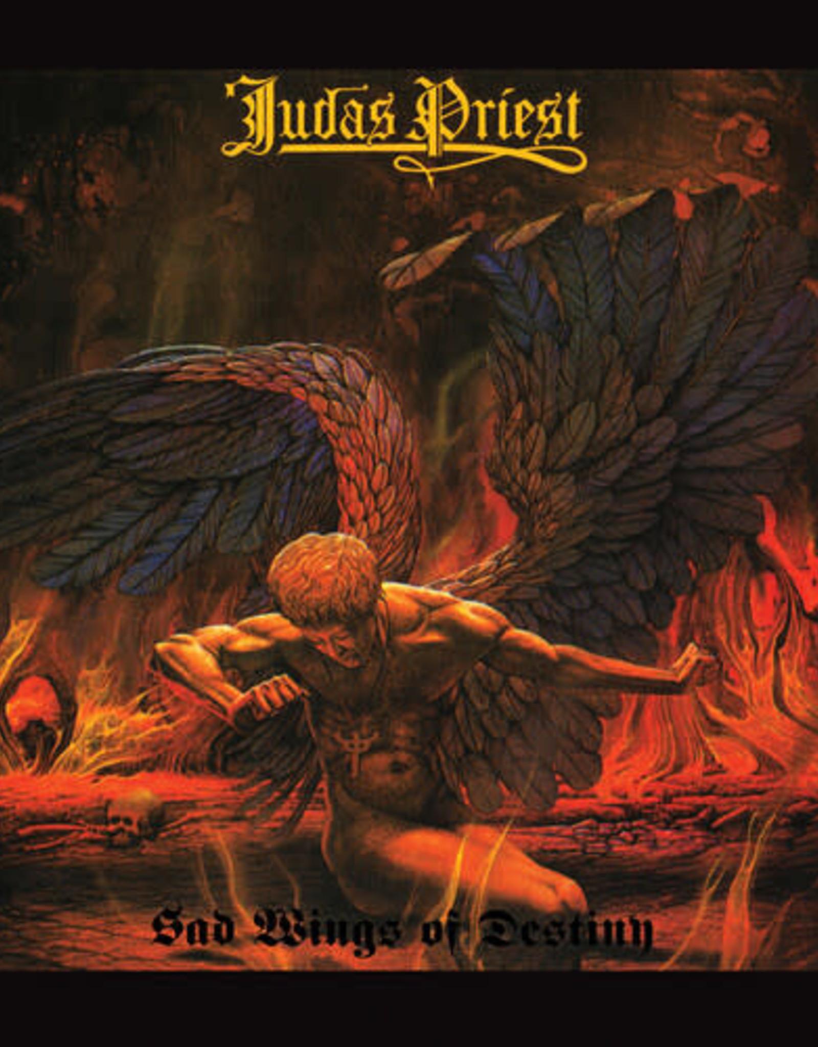 Judas Priest - Sad Wings Of Destiny (Embossed Black Vinyl Edition)