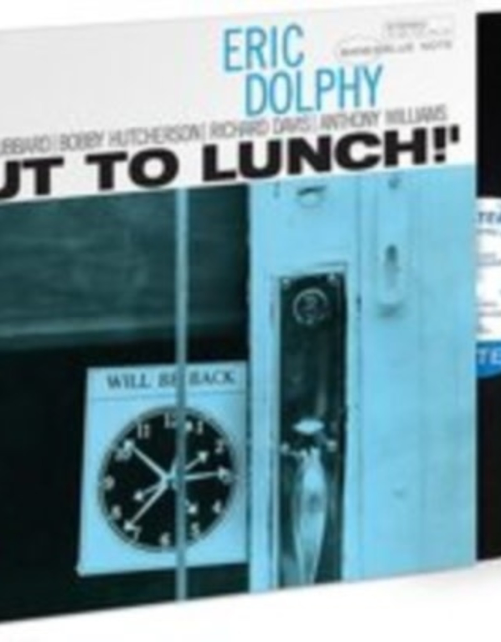 Eric Dolphy - Out to Lunch (Analog Master)
