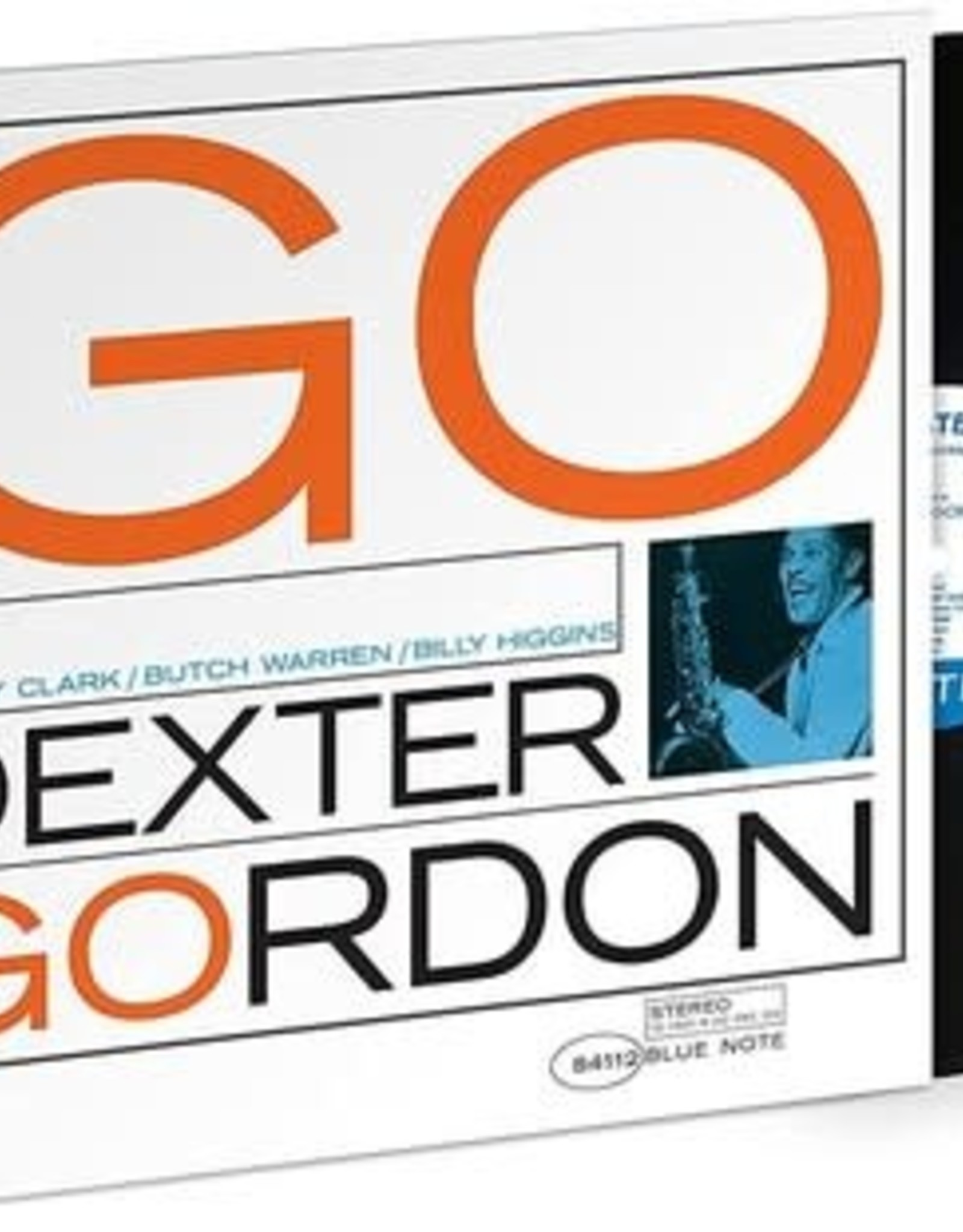 Dexter Gordon - Go (Analog Master)