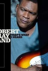 Robert Cray Band - That's What I Heard