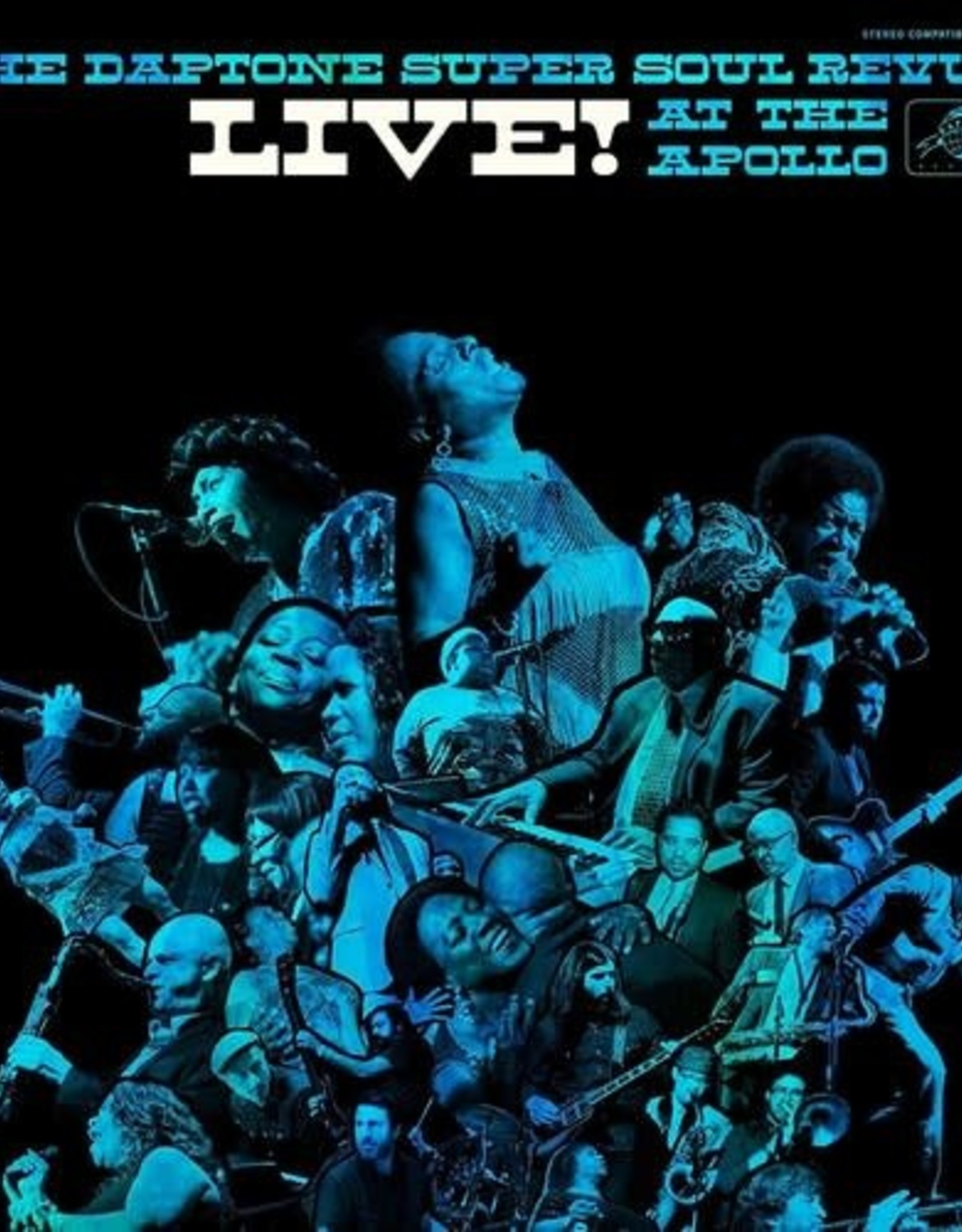 The Daptone Super Soul Revue Live! At the Apollo (Various Artists)