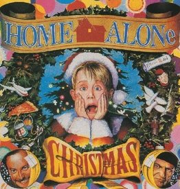 Home Alone Christmas (Various Artists) (Clear Red & Green Vinyl)