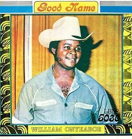 William Onyeabor - Good Name