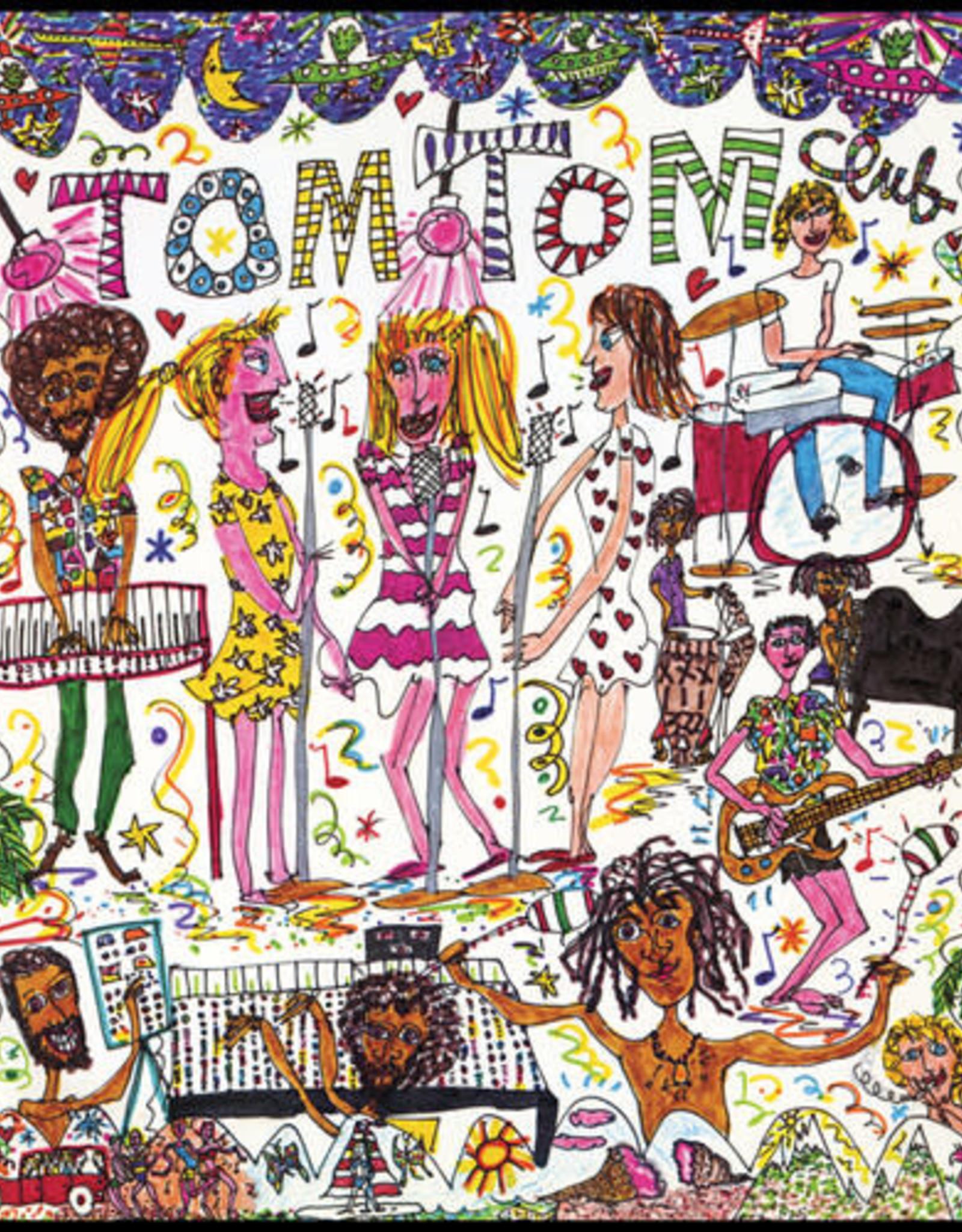 Tom Tom Club - Tom Tom Club (Limited Edition, Yellow & Red Vinyl))