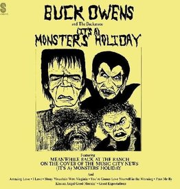 Buck Owens and His Buckaroos - (It's a) Monsters' Holiday (GREEN VINYL)