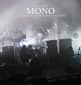 MONO - Beyond The Past - Live in London with the Platinum Anniv. Orchestra (Oversize Item Split, Colored Vinyl, With Book)