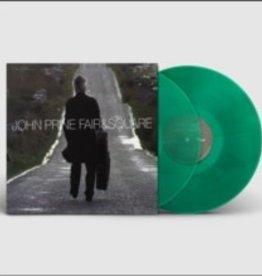 John Prine - Fair & Square (Green Vinyl, Indie Exclusive)