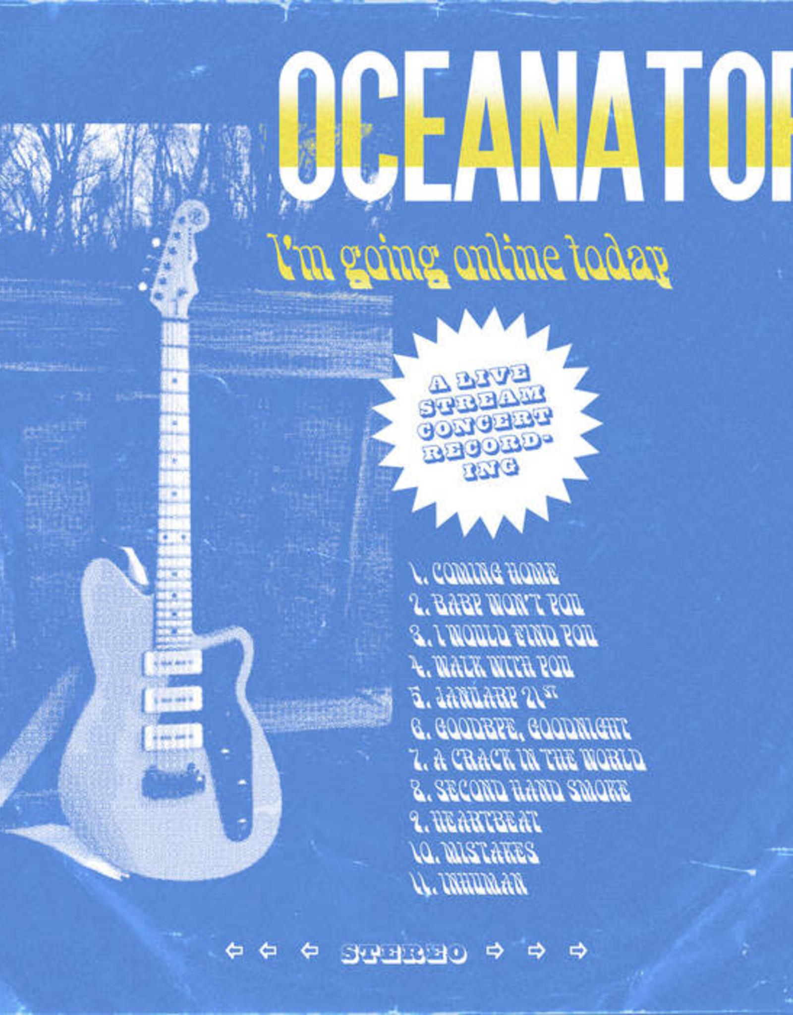 Oceanator - I'm Going Online Today: A Livestream Concert Recording