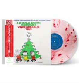 Vince Guaraldi Trio - A Charlie Brown Christmas (Peppermint Vinyl)