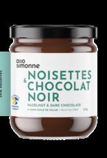 TARTINADE NOISETTE & CHOCOLAT NOIR