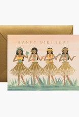 CARTE DE SOUHAITS HAPPY BIRTHDAY