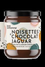 TARTINADE NOISETTES & CHOCOLAT JAGUAR