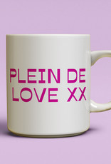 TASSE PLEIN DE LOVE XX