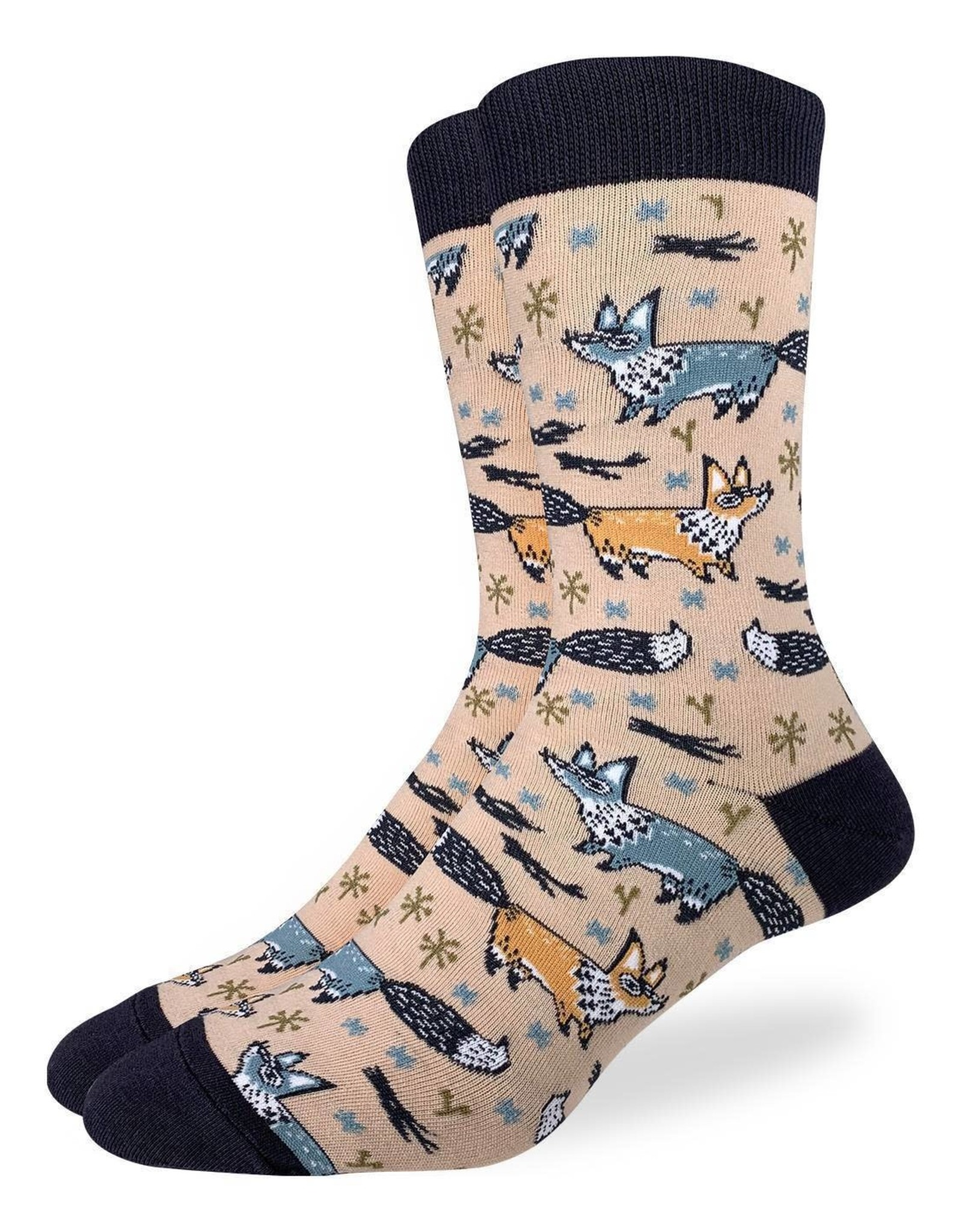 CHAUSSETTES : FOX