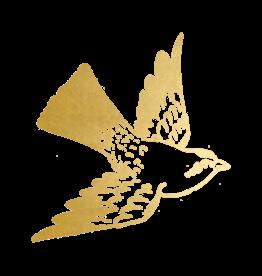 TATOUAGES TEMPORAIRES : CARTOLINA BIRD