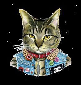 TATOUAGES TEMPORAIRES : PUNK CAT