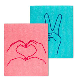 LAVETTE SUEDOISE Peace and love