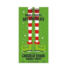 MÉLANGE POUR CHOCOLAT CHAUD : DOUBLE TRUFFE LUTIN