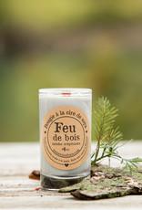 Bougie FEU DE BOIS  4oz