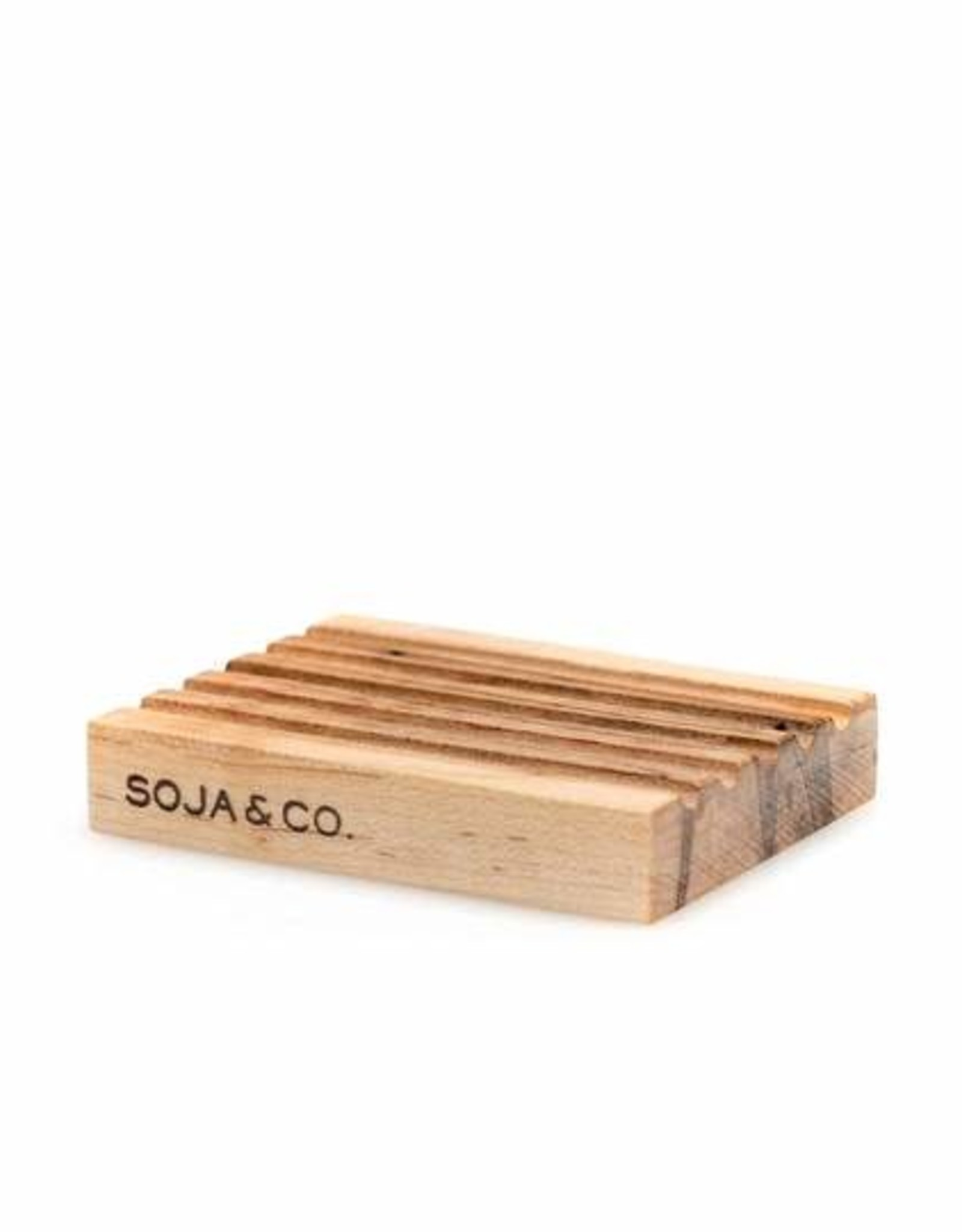 Soja&Co PORTE-SAVON EN BOIS