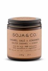 Soja&Co BOUGIE : CARAMEL SALÉ & GINGEMBRE
