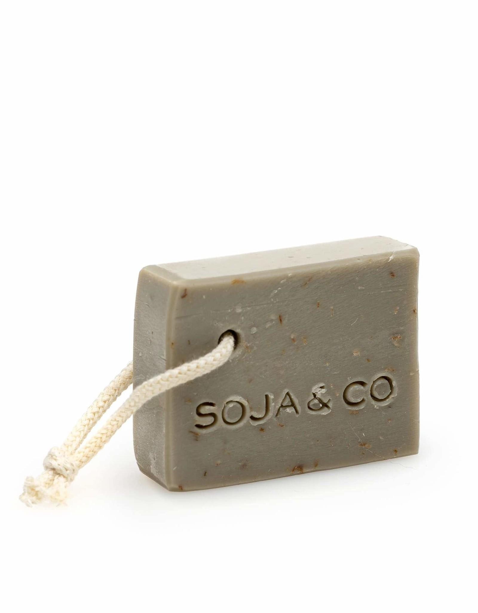 Soja&Co SAVON : SAUGE, EUCALYPTUS & LAVANDIN