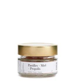 PASTILLES MIEL + PROPOLIS