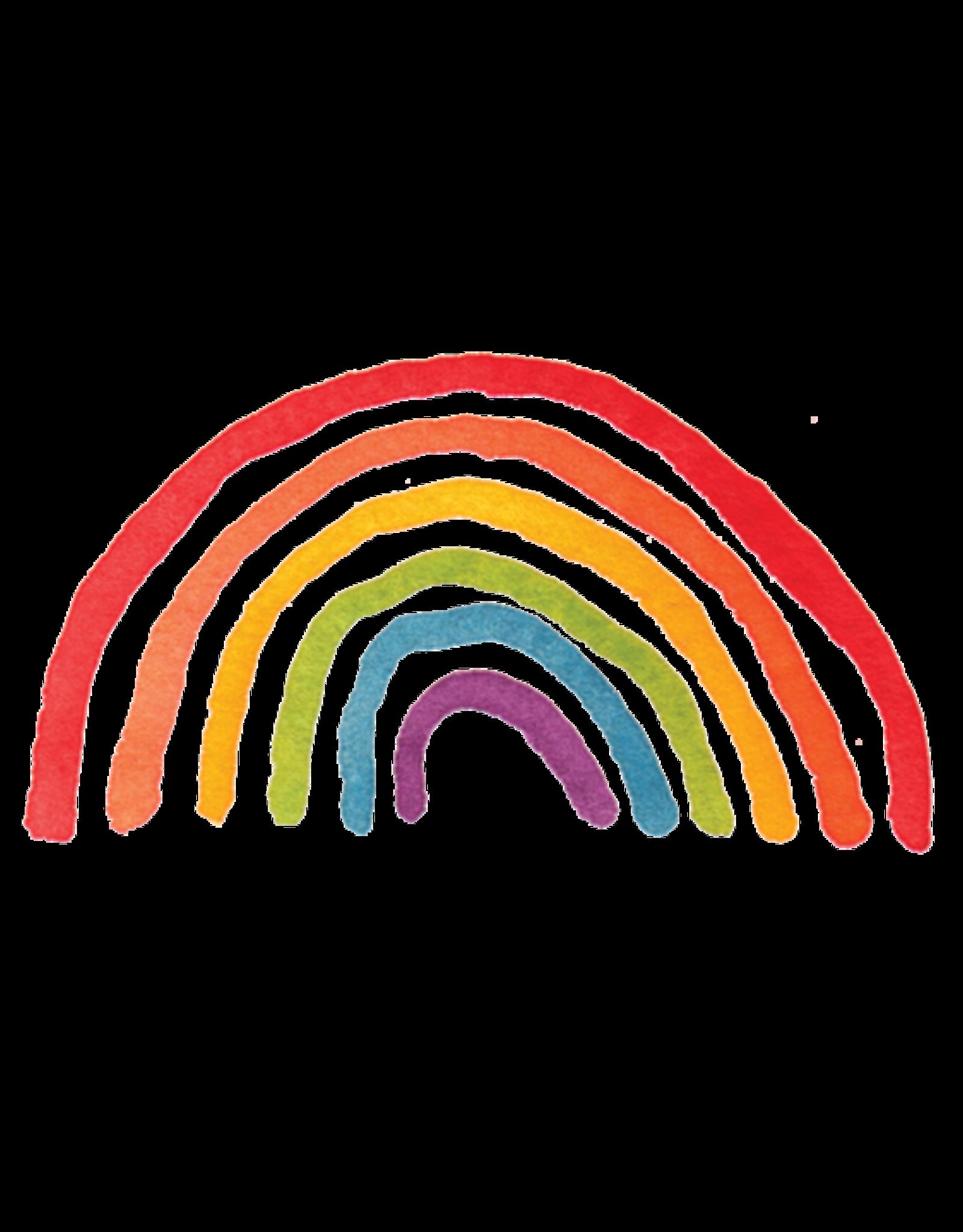 TATOUAGES TEMPORAIRES : RAINBOW DOODLE