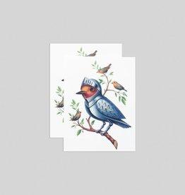 TATOUAGES TEMPORAIRES : ARMORED BIRD